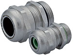 Hazardous Locations / Explosion Proof Liquid Tight Cable Gland - Stainless Steel