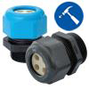 Ex-e Multi-Hole High Impact Class / DIV Rated Cable Gland